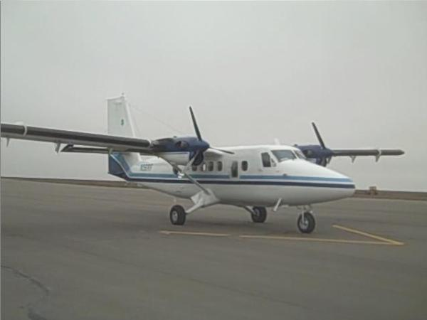 NOAA Twin Otter