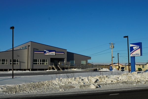Bethel, Alaska Post Office